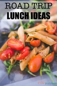 Road Trip Lunch Ideas
