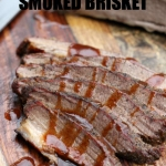 Best Smoked Brisket Recipe