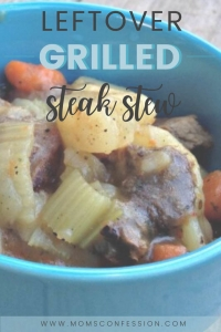 Easy Dinner Ideas from the Grill: Leftover Steak Stew Recipe