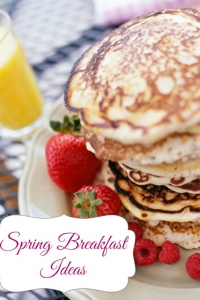 Spring Breakfast Ideas