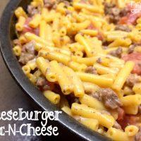 Cheeseburger Macaroni N' Cheese