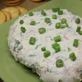 Easy Cheese Ball Recipe - Tastes delicious and is super easy to make too!   Moms Confession