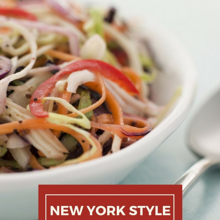 New York Coleslaw