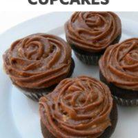 Simple Dessert Idea: Snickers Cupcake Recipe