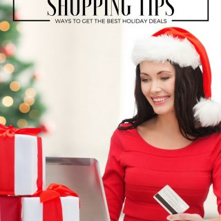 Save time and money by getting the best holiday deals online this Cyber Monday! Check out these Cyber Monday shopping tips and enjoy the holiday savings!