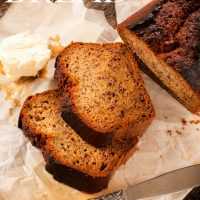 DELICIOUS & EASY BANANA NUT BREAD RECIPE
