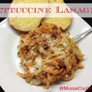 Fettuccine Lasagna