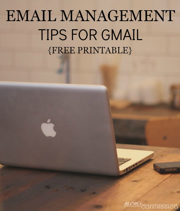 Email Management Tips for Gmail