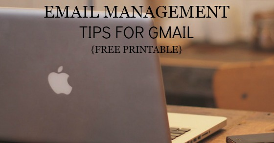 Do you feel like your inbox has it out to get you? Try these email management tips and start enjoying life again!
