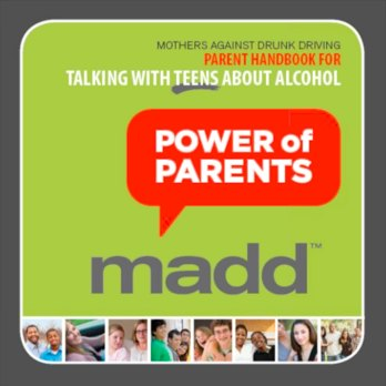 MADD Power of Parents Handbook