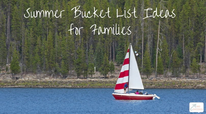 Enjoy these 50 fun ideas for your summer bucket list for families. Be sure to print the free printable summer bucket list ideas page to keep all your ideas together!