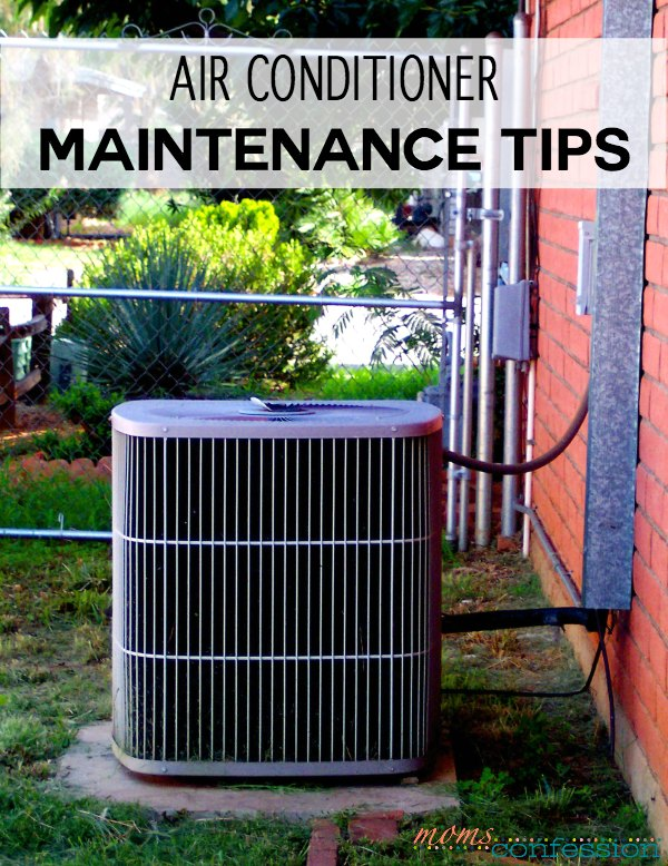 It's hot outside and that means it's time to take care of you air conditioner system. With these air conditioner maintenance tips, you're well on your way!