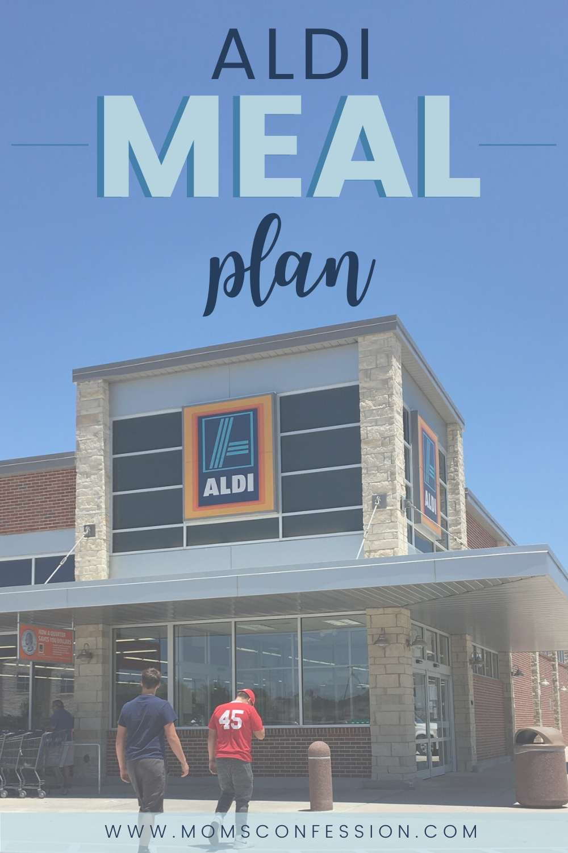 Aldi Meal Plan - 21 Meals Under $100