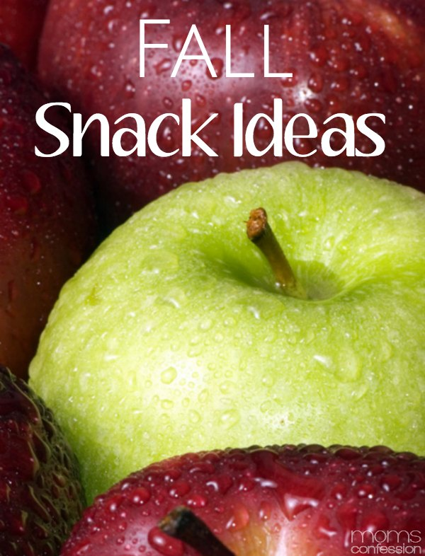 Fall Snack Ideas