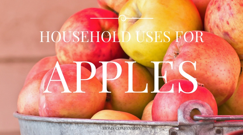Apples are a great tool to have in your household when it comes to cleaning, crafts and more. Try these household uses for apples to help you in your life.