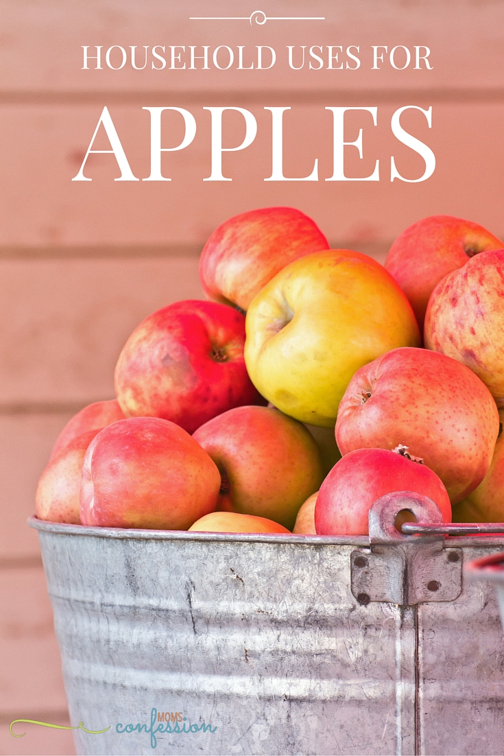 Apples are a great tool to have in your household when it comes to cleaning, crafts and more. Try these unique and useful household uses for apples to help you in your life.