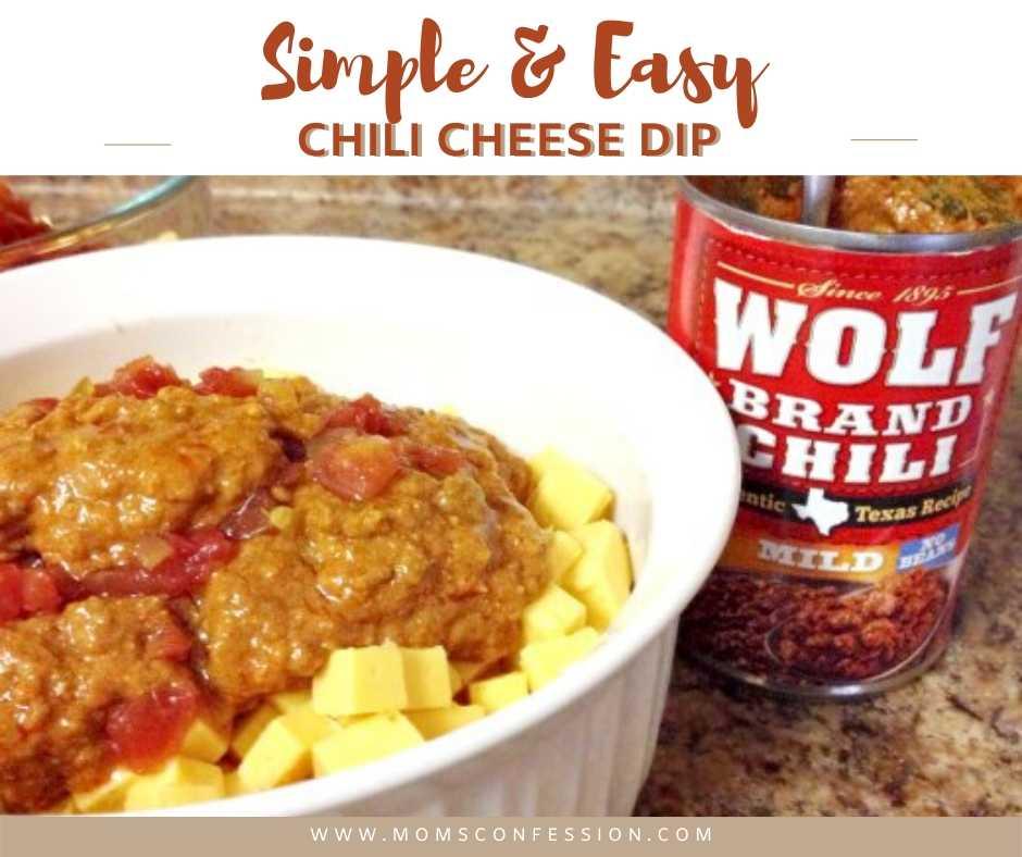Wolf Brand Chili Thicker Heartier Recipes Moms Confession