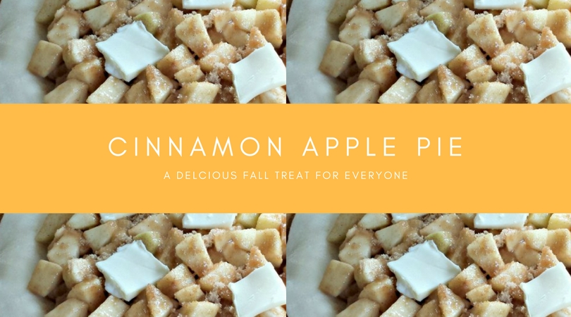 apple cinnamon pie recipe