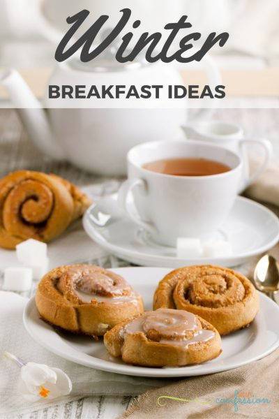 These winter breakfast ideas are perfect for the family to enjoy on a cool winter day. Check out this amazing list of winter meal ideas today!