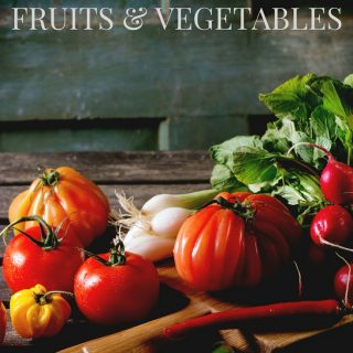 Knowing what seasonal fruits and vegetables are available is key when you're planning meals for your family. Use this list to create seasonal meals your family will love!