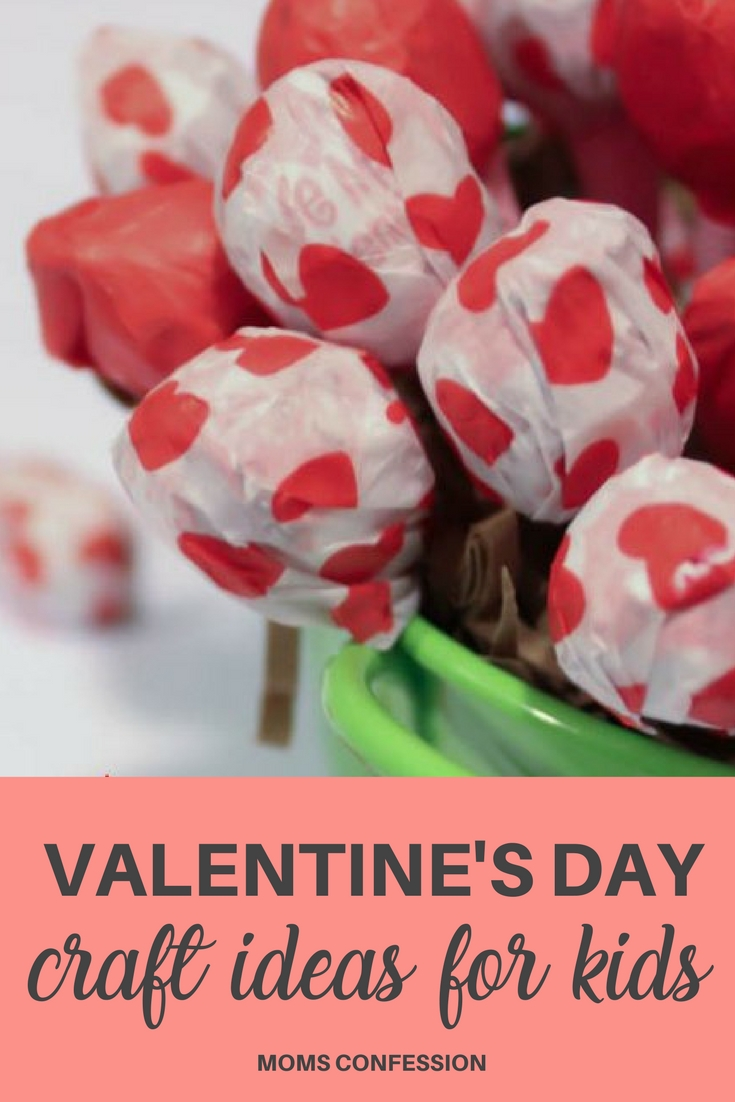 Valentines Day Craft Ideas for Boys and Girls to Make for Their Friends