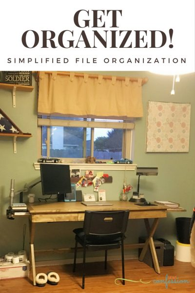 Organize Files With A Freedom Filer System