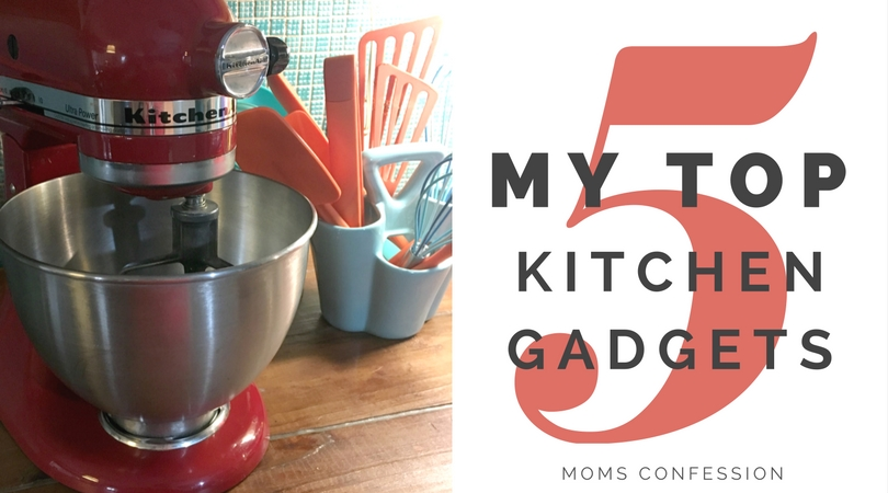 My Top 5 Kitchen Gadgets Every Home Needs