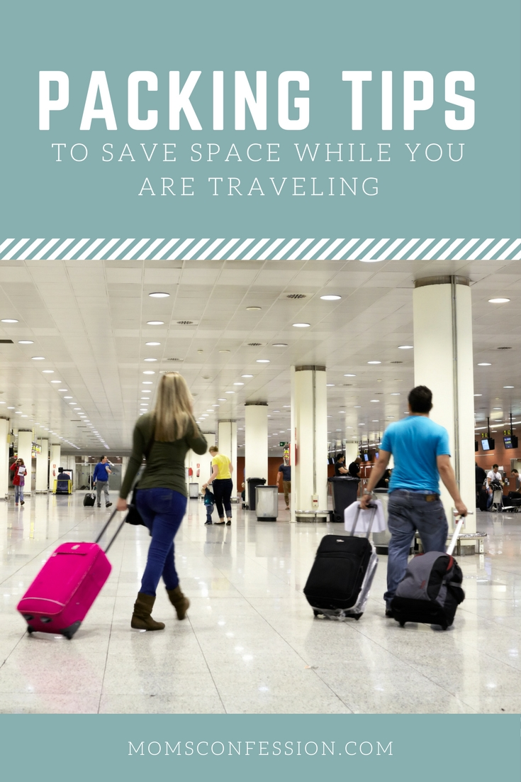 Packing Tips to Save Space As You Travel on Vacation