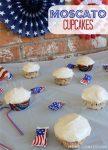 4th of July Moscato Cupcakes #MeEncanta