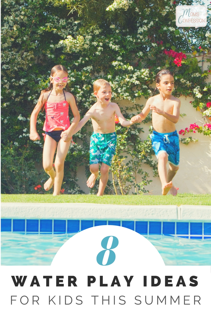 8 Fun Water Play Ideas for Your Backyard this Summer