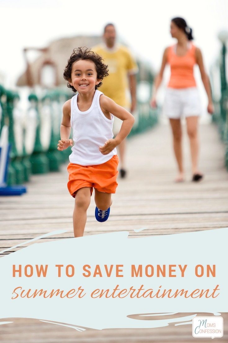 Learn How To Save Money on Summer Entertainment for Your Kids!  These tips are ideal for making this summer fun and affordable!