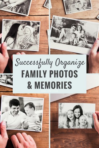 5 Steps to Successfully Organize Family Photos and Memories to Cherish for Years