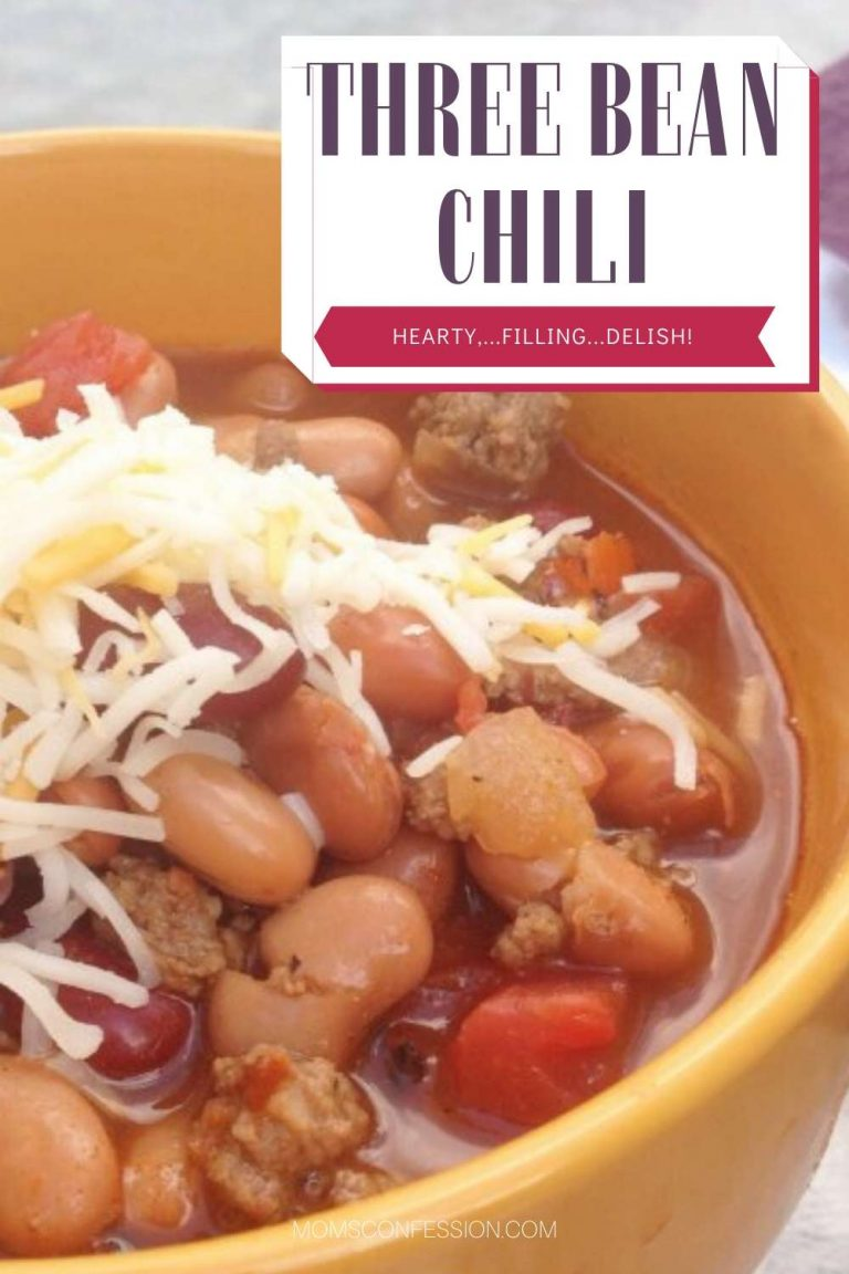 3 Bean Chili