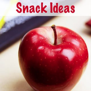 These simple back to school snack ideas will help make sure the kids are refueling their minds after a long day with simple staples for them to grab & go.