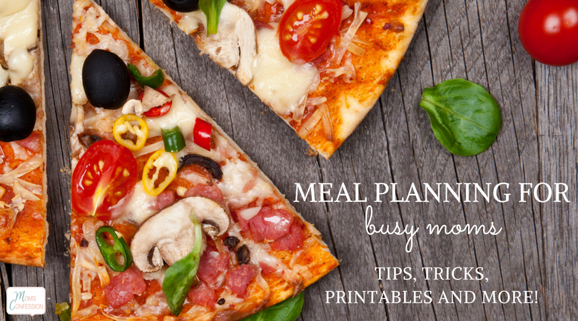 meal planning for busy moms ebook promo image
