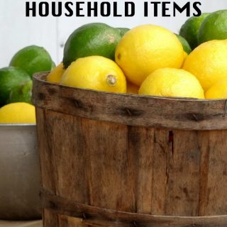 Have you ever looked at stuff and wondered what else it could be used for? If so, here's some other uses for common household items you already have at home.