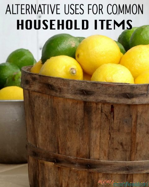 Great Alternative Uses for Common Household Items