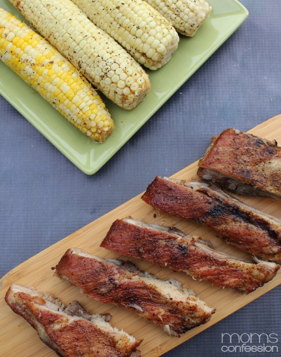 Enjoy this delicious fall off the bone ribs as well as the dry rib rub that makes them even more scrumptious with your family. They will melt in your mouth!