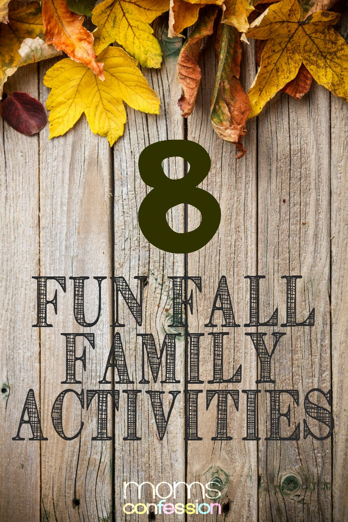 8 fun fall family activities to enjoy this season!