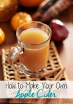 This is the easiest and best tasting apple cider recipe you will ever make! Must try!