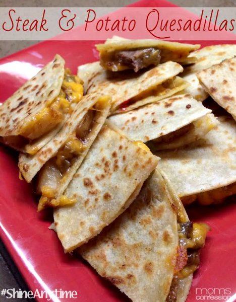 Fast Lunch Idea Using Jimmy Dean Steak Bowls