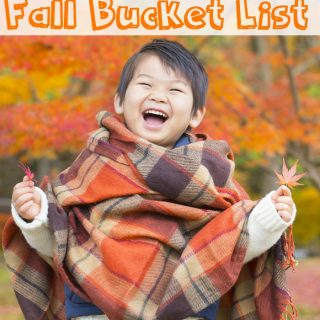 Fall Bucket List + Free Printable