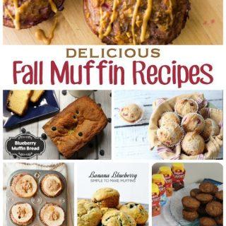 Fall Muffin Recipes