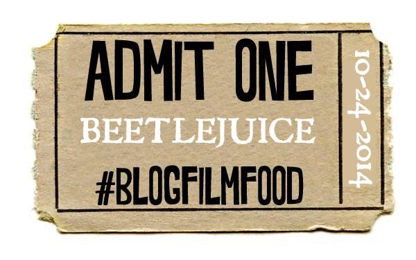 Beetlejuice #BlogFilmFood