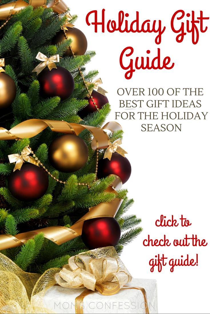 The Best Holiday Gift Guide Online - Over 100 of the best gift ideas for the holiday season!