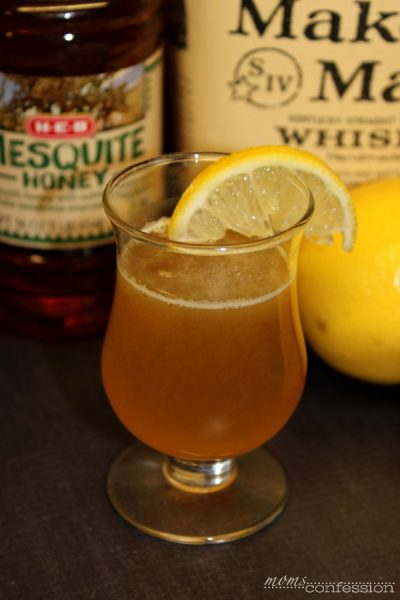 Hot Toddy Shot
