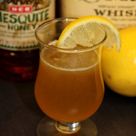 Stop cold and cough season with this hot toddy shot recipe | Moms Confession
