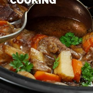 Using a crock-pot is a great timesaver by itself, but when you add in these crock-pot cooking time saving tips you are on your way to getting dinner done even quicker!