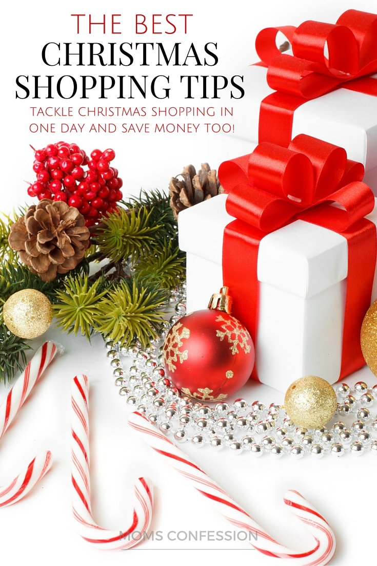 If you just realized that Christmas is right around the corner, don't panic! With these Christmas shopping tips, you can get your shopping done & still have time to wrap the gifts! Get the tips here and happy shopping!