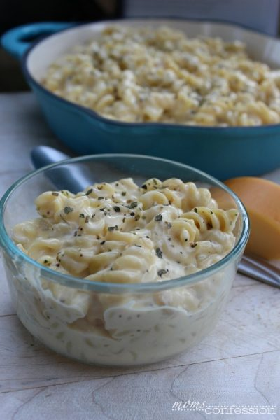 Five Cheese Stovetop Mac N Cheese...the perfect blend of flavors